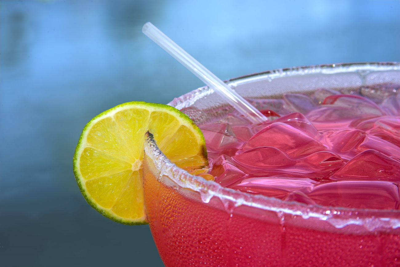 Pomegranate magarita fish camp lake eustis restaurant for Fish camp lake eustis